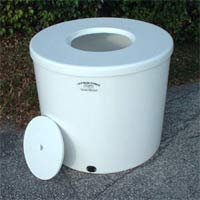 Fiberglass Live Well - 40 Gallon Cool Well